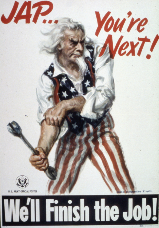 Uncle Sam rolls up his sleeve and holds a wrench. The poster reads