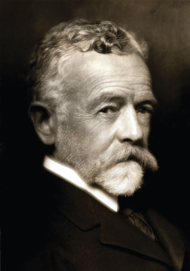 Portrait of Henry Cabot Lodge.