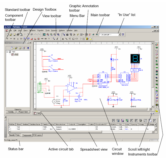 Multisim Software