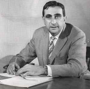 Hungarian born theoretical physicist Edward Teller