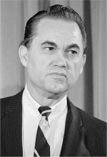 Photograph of George Wallace