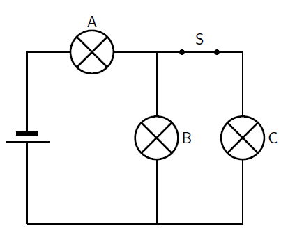 Series Circuit Diagram For Kids