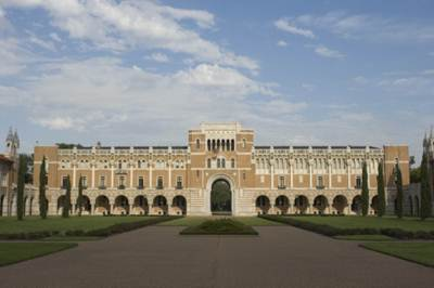 Lovett Hall at Rice University