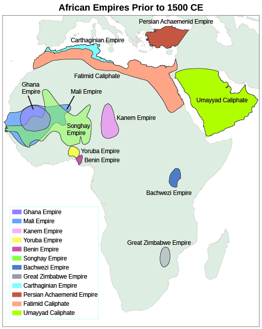 West Africa and the Role of Slavery