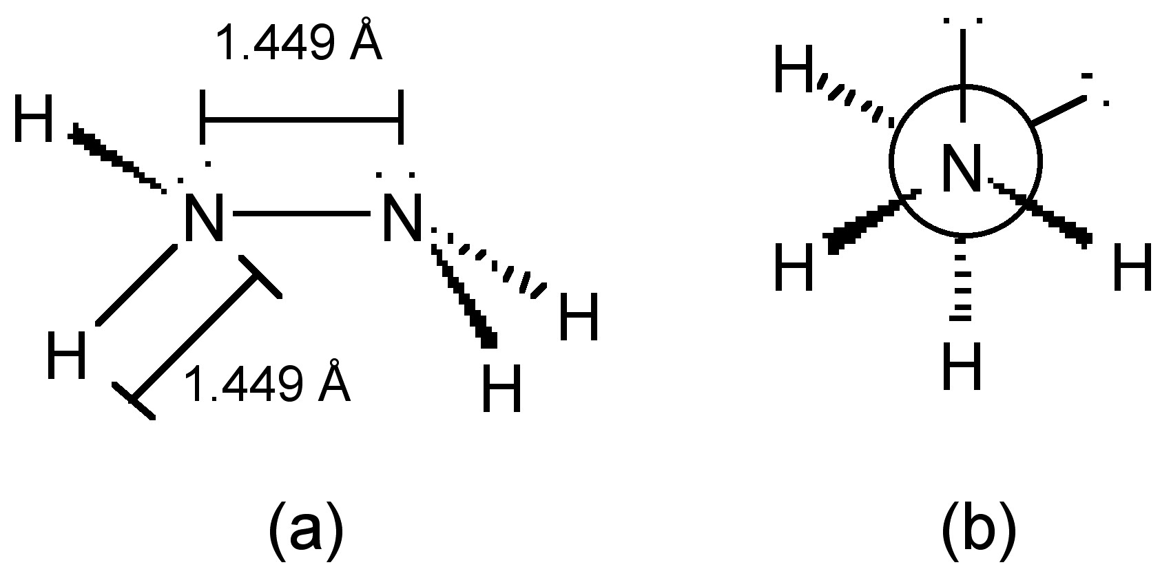 N2h4 Lewis Structure Lewis Structure N2f4 |...