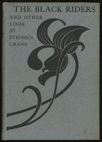"""Stephen Crane's ""The Black Riders and other lines"""" icon"