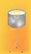 Steel Pan Drum (steeldrum30.png)