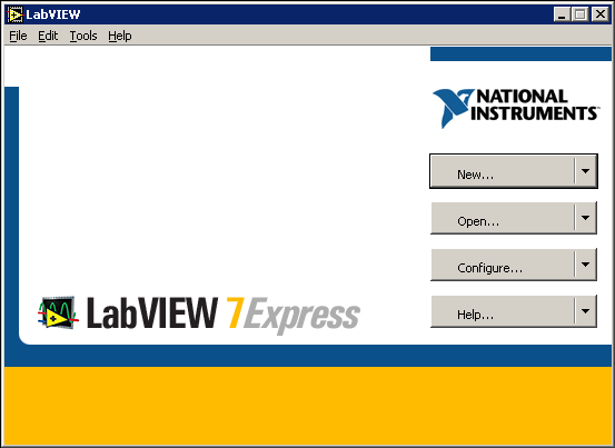 LabVIEW Environment - LabVIEW Graphical Programming Course