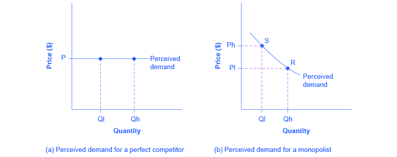 How a Profit-Maximizing Monopoly Chooses Output and Price