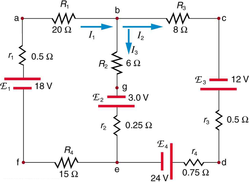 complex circuit diagram - facbooik, Wiring circuit
