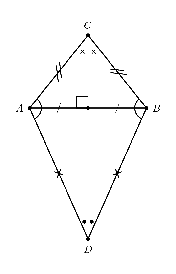 Geometry polygons and quadrilaterals grade 10 kite ccuart Images