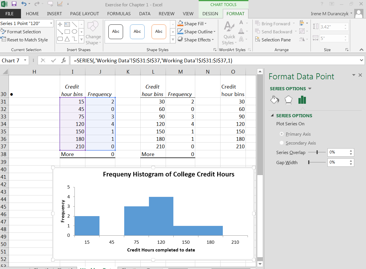 Using Standard Deviation In Google Sheets Google Spreadsheet Will Not  Allow You To Eliminate The Spaces Between The Bars So We Will